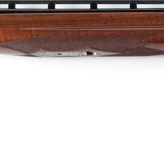 High Grade Browning Single Barrel Trap shotgun with...