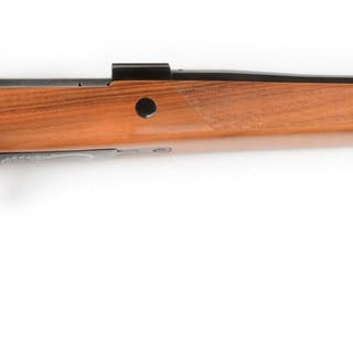 This beautiful rifle was made in Finland using a Mauser type action