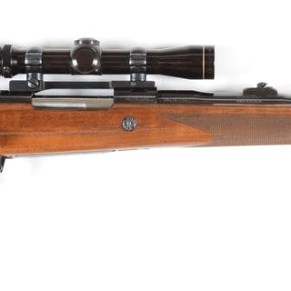 Belgium made Browning Safari Grade bolt action rifle