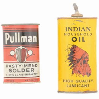 Lot Consists Of: Indian Household Oil Handy Oiler