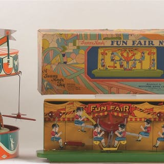 All in original boxes