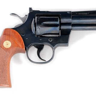 This American classic is considered an icon in the firearms fraternity