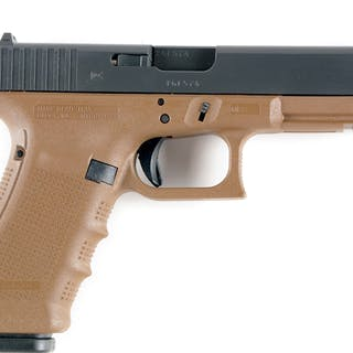 Glock Model 22 Gen 4 Semi Automatic Pistol With Case