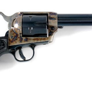 """This is a standard 2nd generation Colt .45 with 5 - 1/2"""" barrel"""