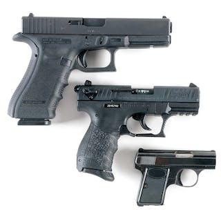 (A) Glock 17
