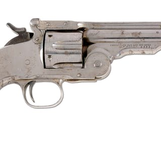 This is a US marked Schofield made in 1876-77 for the US Cavalry