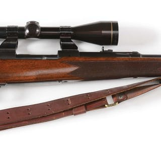 Winchester Model 70 Super Grade bolt action rifle with...