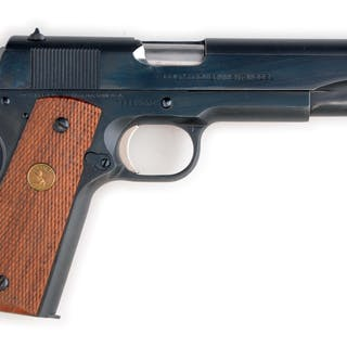 Standard fare classic Series 70 Colt in .45 caliber