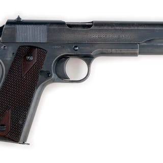 The consignor states that this pistol was acquired from...
