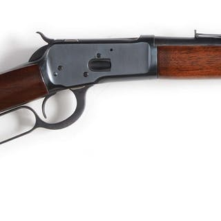 This Model 1892 saddle ring carbine was built in 1907