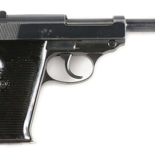 World War II German issue P.38 pistol by Mauser