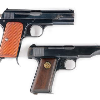 (A) Femaru Model 37 - This pistol was made before the...