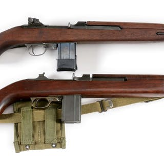 """Winchester M1 Carbine with """"W marked barrel"""