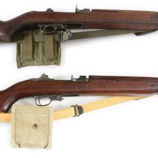 (A) Winchester made M-1 carbine manufactured between...