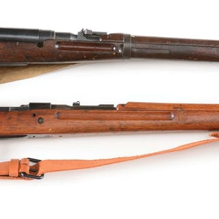 (A) Type 38 manufactured by Koishikawa