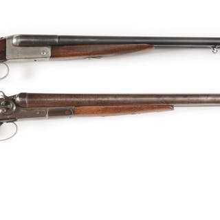 (A) French made 16 bore St