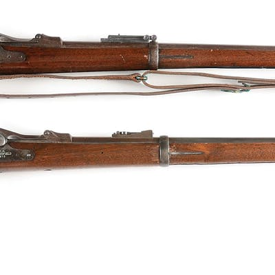 Early 1873 Cadet rifle with 29 - 1/2 inch barrel