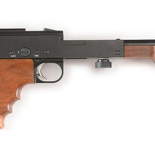 This is a semi-automatic version of the fully automatic American model