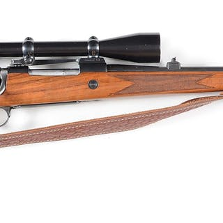 Sako .375 H&H Magnum bolt action rifle with Mauser 98 action