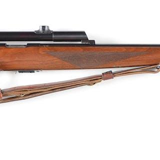 "Remington Model 513-S ""Matchmaster"" bolt action sporting..."