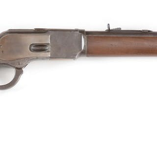 Winchester Model 1873 short rifle (1923