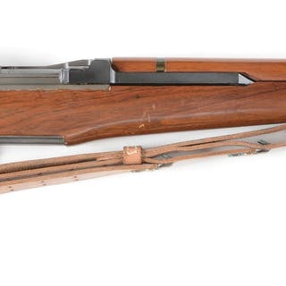 Springfield M1 Garand Rifle with 1942 production receiver