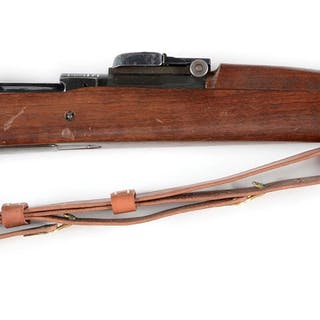 Manufactured 1934 with 10-2 dated Springfield star gauged...