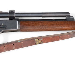 Winchester Model 65 rifle in desirable .218 Bee caliber