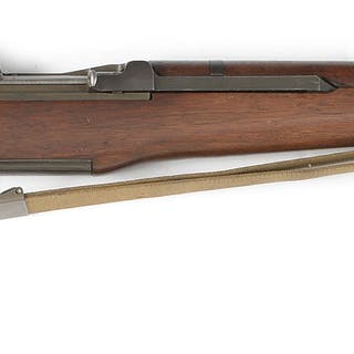 Springfield manufactured receiver made in December of 1943