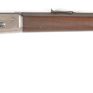 Winchester Model 1886 rifle made in 1896