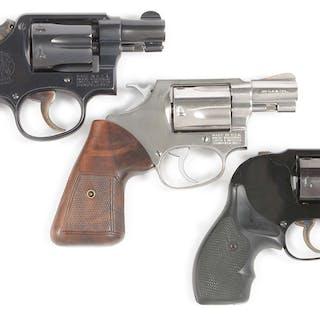 """Lot consists of (A) .38 M&P 2"""" Revolver"""