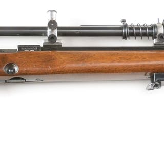 One of the finest American made target bolt action .22 rifles ever made