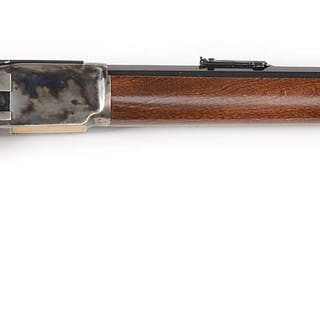 Superb reproduction of the Winchester Model 1876 rifle...