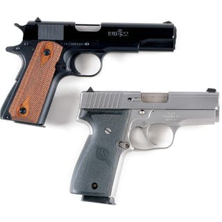 Lot consists of (A) Browning Model 1911-22