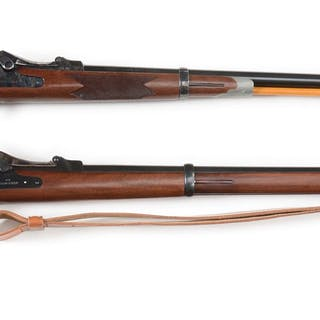 Lot consists of (A) Harrington and Richardson Model 1873...