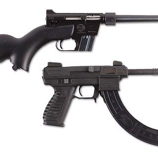 Lot consists of: (A) AR-7