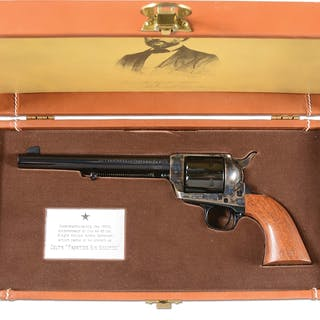In 1973 for the 100th Anniversary of the Colt Peacemaker
