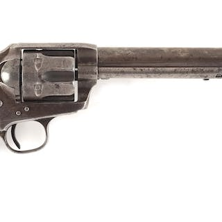This Colt Single action was the subject of an in depth...