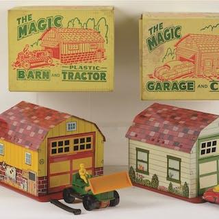 In original boxes