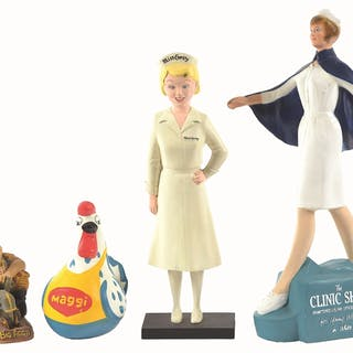 Miss Curity and The Clinic Hospital Shoe Nurse are great...