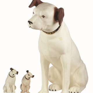 RCA used the Nipper Dog as its advertising mascot for most of the 20th century