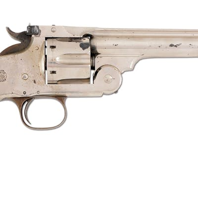 These popular target revolvers were built on the No