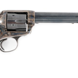 This Bisley has been rebarreled using a Single Action...