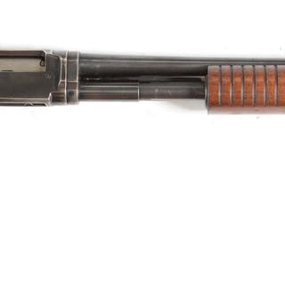Post-War Model 42 Winchester with 26 inch modified choked...