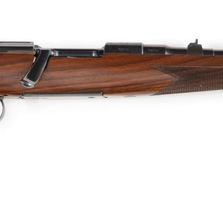 This rifle was part of the 1950-52 family of rifles with...