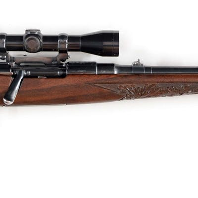 """This model is referred to as the """"improved"""" 1952 rifle..."""