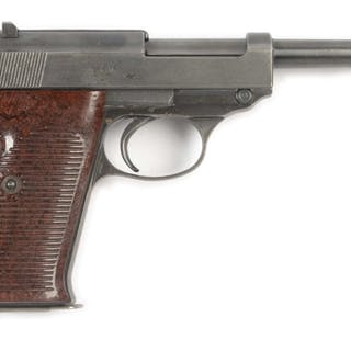 1943 production P-38 pistol produced by Mauser