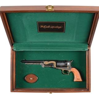 This is a .44 cal Colt Walker Dragoon Commemorative...