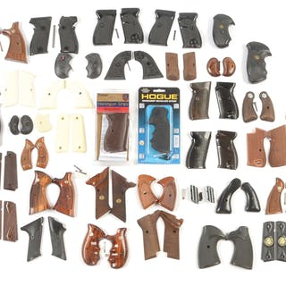 Large selection of grips including P.38