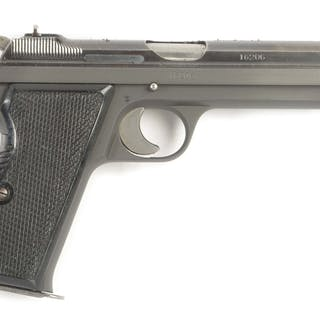 Sig Sauer P210 manufactured under a Danish contract